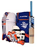Spartan Cricket Junior Complete Batting Set with Accessories (7-9 Years) (10-13 Years) for Juniors...