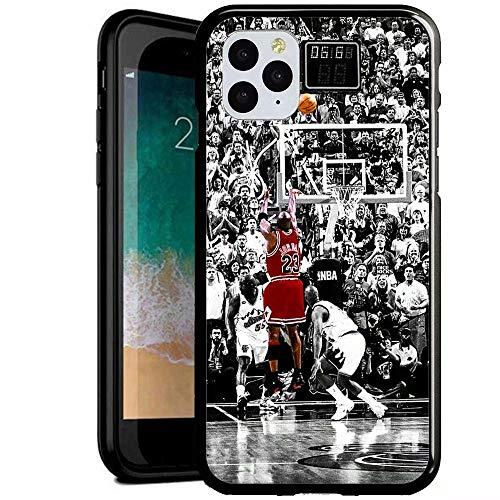 Compatible con iPhone 6 Plus/6s Plus Funda, Carcasa con patrón Diseño Bordes en Suave TPU Silicona Híbrida Tempered Vidrio para iPhone 6S Plus/iPhone 6 Plus (ZBBG900010)