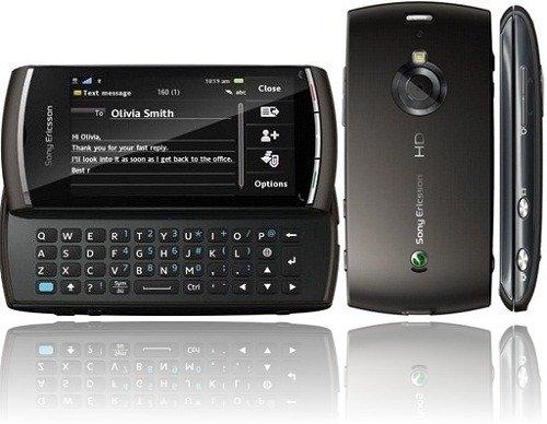 Sony-Ericsson VIVAZ PRO NEGRO (operador vodafone)