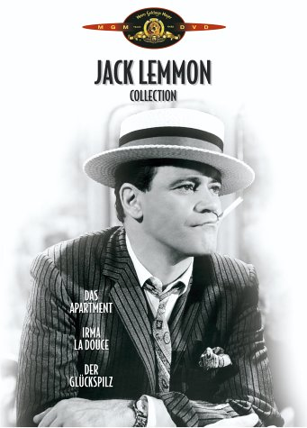 Jack Lemmon Collection [3 DVDs]