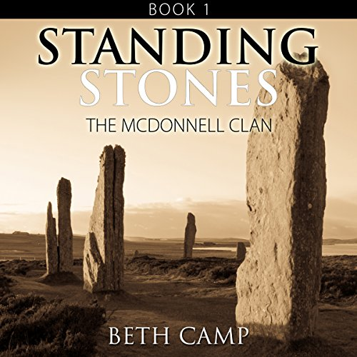 Standing Stones audiobook cover art