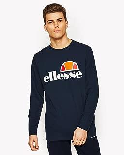 Men's Grazie Longsleeved Graphic T-Shirt, Blue