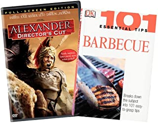 Alexander Director's Cut With BBQ Book