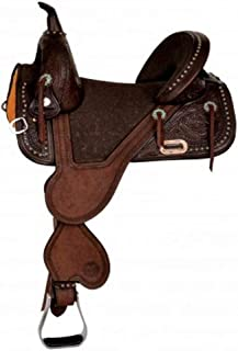 Amazon com: circle y barrel saddle