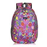 F Gear Castle Pine Pink Grey 22 Ltrs Casual Backpack (3355)