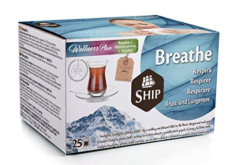 RESPIRA BREATHE infusion 25bolsitas