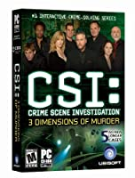 CSI: 3 Dimensions of Murder (輸入版)