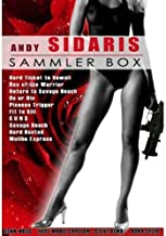 Andy Sidaris - 10 DVD Box Set Collection ( Hard Ticket to Hawaii / Day of the Warrior / L.E.T.H.A.L. Ladies: Return to Savage Beach / Do or Die / Picasso Trigger / Fit to Kill / GUNS) [Region 2]