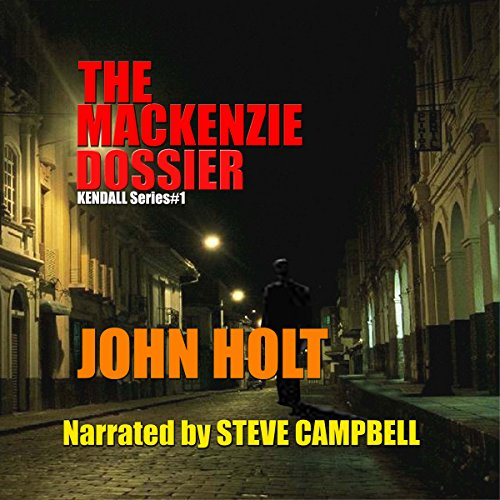 The Mackenzie Dossier audiobook cover art