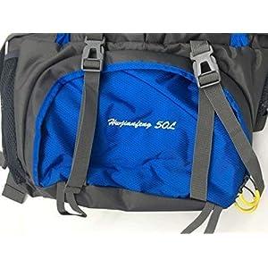 5122EkyV62L. SS300  - Butterfly Studio NO.1 50L Outdoor-Erholung mochila, regalo estanco bolsillos, gran capacidad langlebig viajes ligeros…