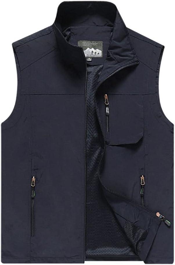 Fishing Vests for Men Waistcoats Japan's largest assortment Mult half Men's Vest
