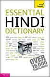 Essential Hindi Dictionary: Teach Yourself - Rupert Snell
