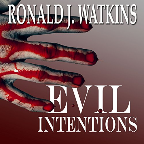 Evil Intentions audiobook cover art