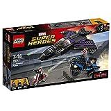 LEGO Super Heroes - A la Caza de Pantera Negra (76047)