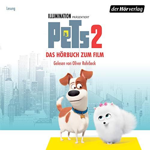 Pets 2. Das Original-Hörbuch zum Film cover art