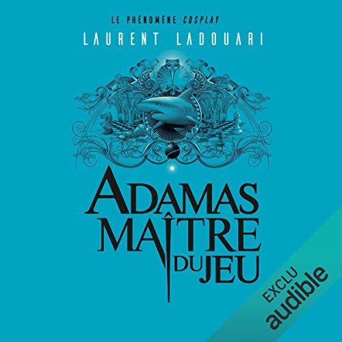 Adamas maître du jeu cover art