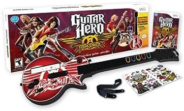 Guitar Hero Aerosmith Bundle - Nintendo Wii (Wireless bundle)