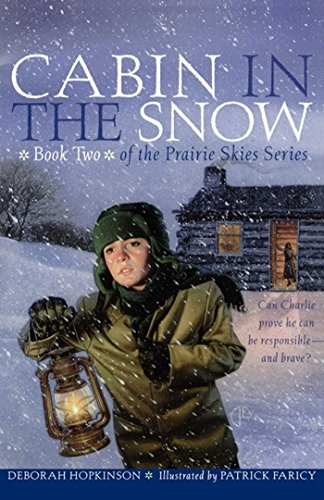 Cabin in the Snow (Prairie Skies Book 2) (English Edition)
