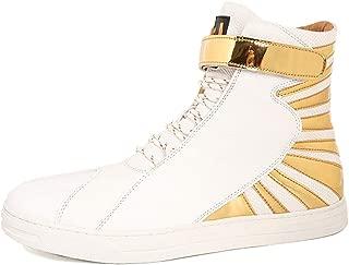 Negash Mens Fashion Casual Sneakers Non-Slip Durable Boots for Men