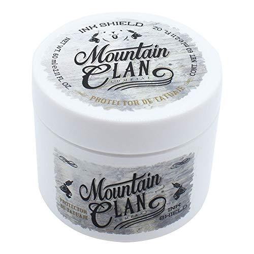 Cremas Para Tatuajes marca Mountain Clan