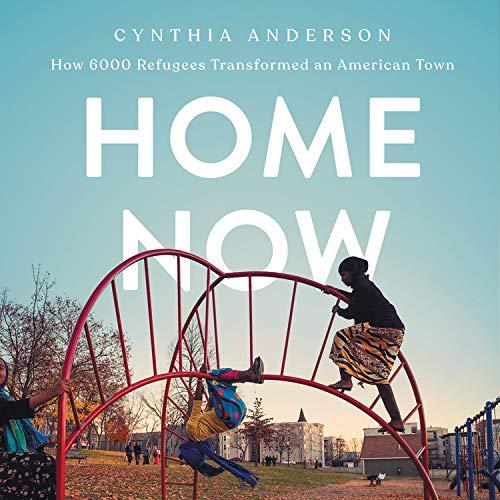 Home Now Audiobook By Cynthia Anderson cover art
