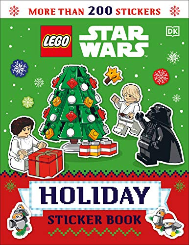 LEGO Star Wars Holiday Sticker Book (Ultimate Sticker Book)