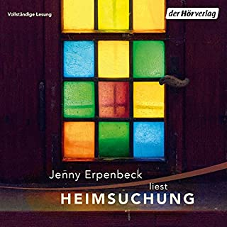 Heimsuchung audiobook cover art