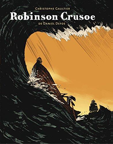 Robinson Crusoe (Clasicos en cómic)