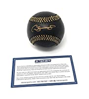 Gary Sanchez New York Yankees Signed Autograph Official Black MLB Baseball Steiner Sports Certified