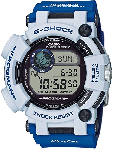 CASIO G-SHOCK GWF-D1000K-7JR FROGMAN Montre Love The Sea and The Earth Édition limitée (produits d'origine japonais)