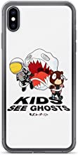 Kids See Ghosts Dropout Bear Anti-Scratch Clear Case iPhone 7/8