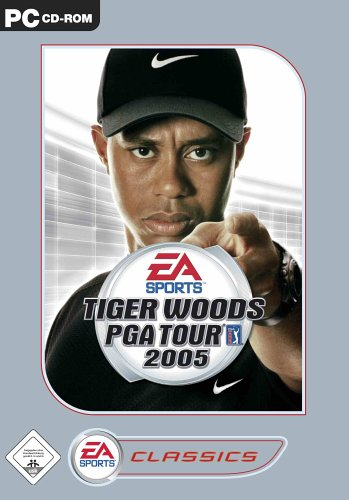 Tiger Woods PGA Tour 2005 [EA Classics]