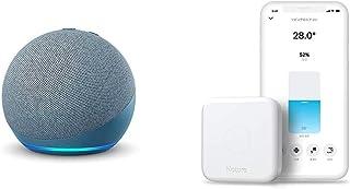 【セット買い】Echo Dot (第4世代) トワイライトブルー + Nature スマートリモコン Remo 3