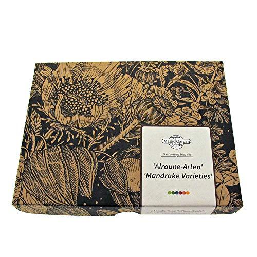 Alraune Arten - Samen-Geschenkset mit der frühlings- & herbstblühenden Sorte
