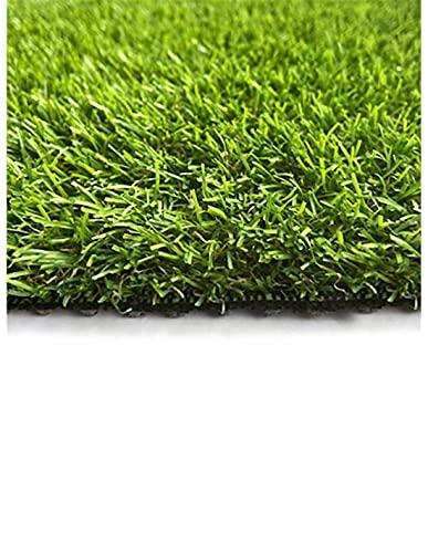Jardin202 Rollo: 2x5 Metros - Césped Artificial Terraza Plus 22mm - Rollo | Seleccione la Medida| Varias Medidas