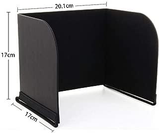 Favrison FPV Phone Monitor Sun Shade Cover Tablet Sun Hood for DJI Mavic 2 Pro/Zoom,Phantom 4/3,Mavic Pro,Inspire,OSMO,M600 Monitor Remote Controll for IPad mini2/3/4,Samsung Galaxy Tab A/S2