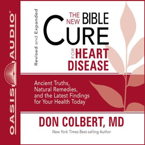 The New Bible Cure for Heart Disease cover art