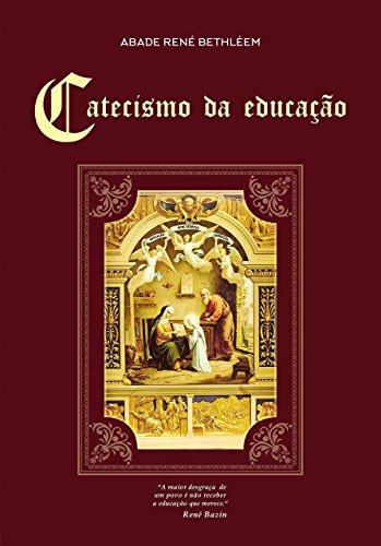 CATECISMO DA EDUCAcaO