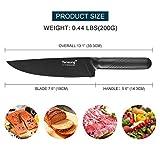 Zoom IMG-2 tansung coltello da cucina chef