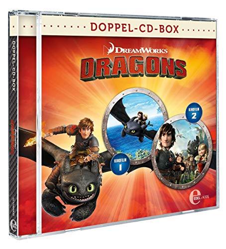Dragons : Drachenzähmen leicht gemacht - Die Hörspiele zu den Kinofilmen 1 & 2