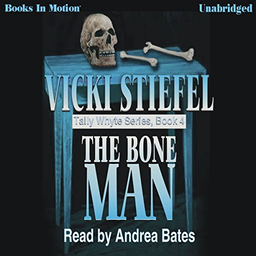 The Bone Man audiobook cover art