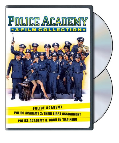 Police Academy 1-3 Collection (2pc) / (Ws Ecoa) [DVD] [Region 1] [NTSC] [US Import]