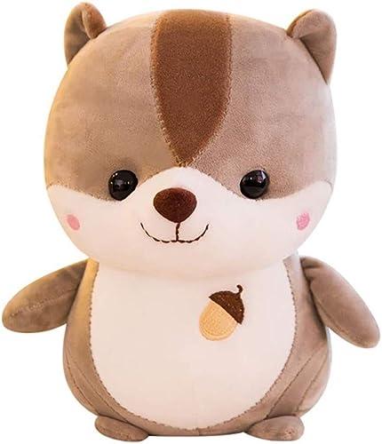 Vineyard Eichh chen plüschtier Baumwolle eichh chen plüschtier Kinder Geburtstagsgeschenk eichh chen Puppe Puppe zu senden Freunde (B) (Größe   40cm)