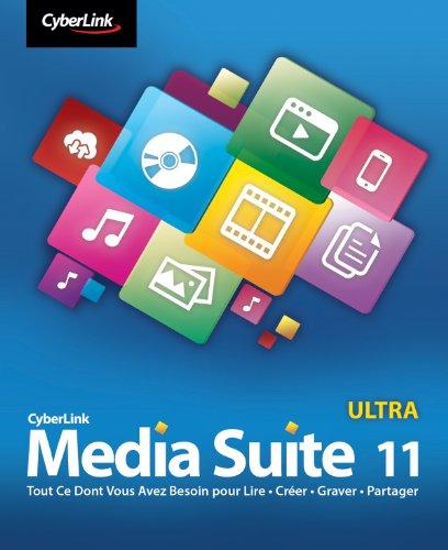 Cyberlink Media Suite 11 Ultra [Téléchargement]