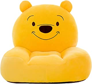 Canapé Pliable pour Enfants Winnie l'ourson canapélit avec accoudoir en éponge en Peluche pour Enfants siège de canapé Par...