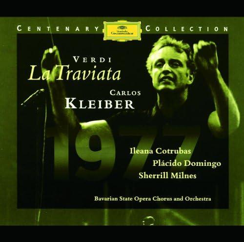 Ileana Cotrubas, Plácido Domingo, Sherrill Milnes, Bavarian State Orchestra & Carlos Kleiber