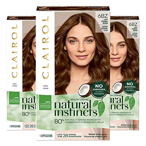 Top 14 clairol natural instincts semi-permanent hair color light brown for 2020