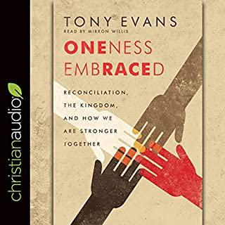 Oneness Embraced audiobook cover art