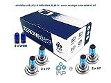 hyundai ix20 jc 1.6 crdi 85kw, bj 06.11-. lampadine allo xenon w5w h7 h7