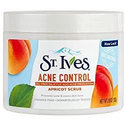 st ives apricot scrub blemish control